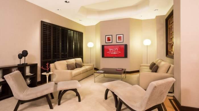 Bally's Las Vegas Penthouse Suite