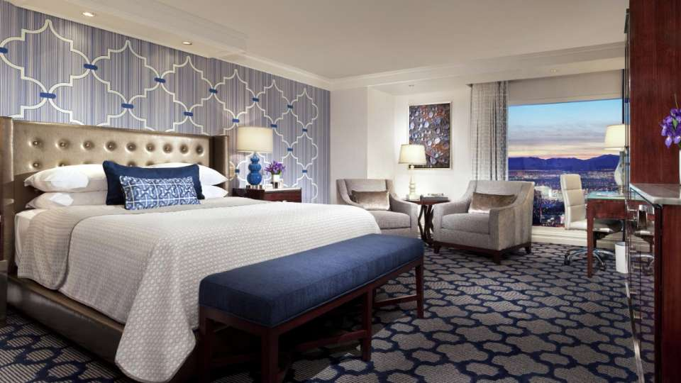Bellagio Resort King Room