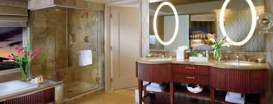 Bellagio Salone Suite Bathroom