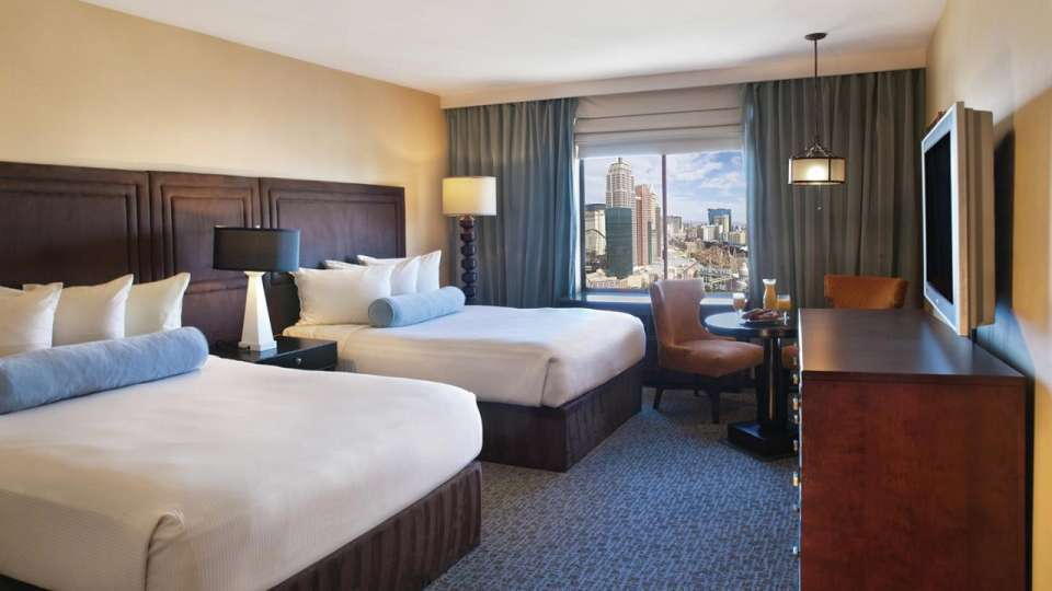 Excalibur Las Vegas Resort Tower Room