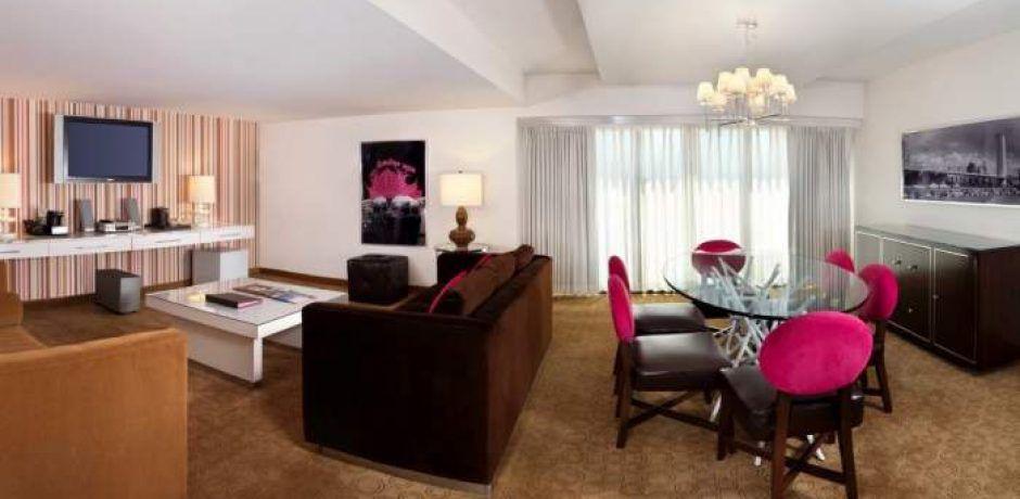 Flamingo Las Vegas Cosmopolitan Suite