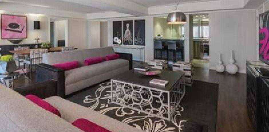 Flamingo Las Vegas Forever Fab Suite