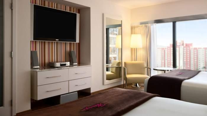 Flamingo Las Vegas Go Executive 2 Queen Room