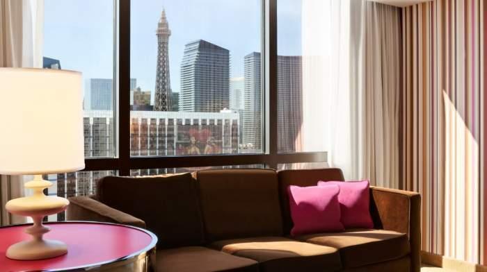 Flamingo Las Vegas Go Mini Suite View
