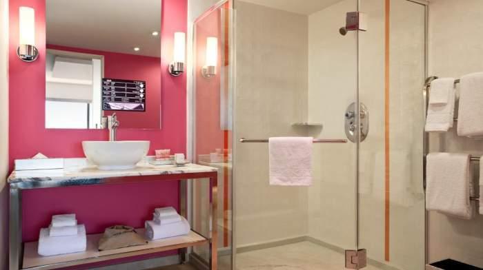Flamingo Las Vegas Go Room Bathroom