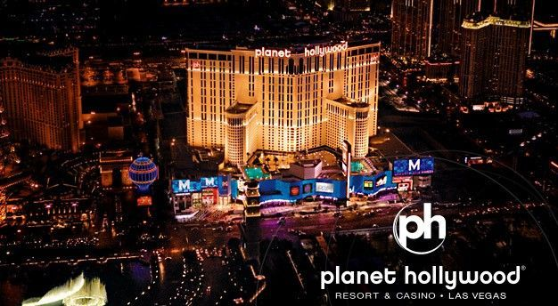 Planet hollywood casino parking