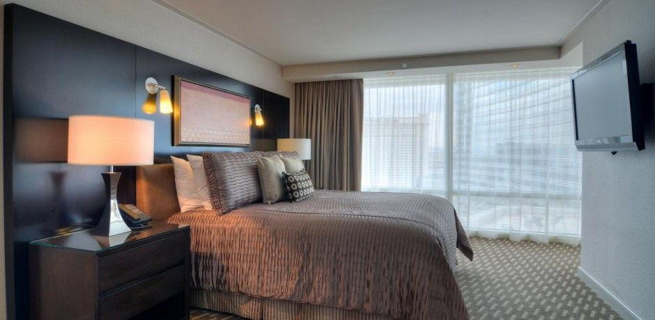 Aria Las Vegas Center Suite