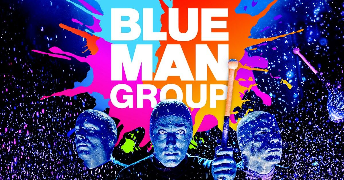 Blue Man Group Las Vegas Discount Tickets