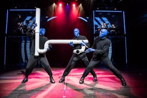 Blue Man Group Luxor Las Vegas