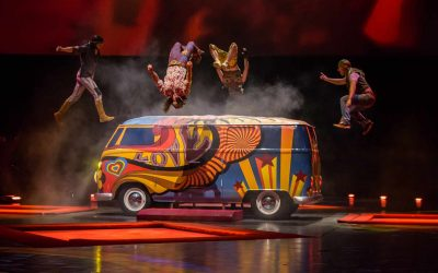 The Beatles Love Cirque du Soleil Las Vegas Discount Tickets