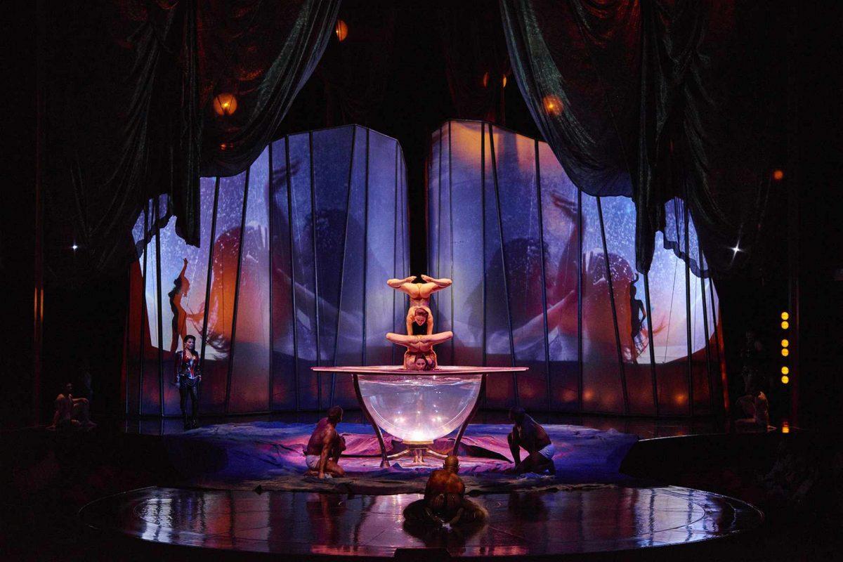 Zumanity by Cirque Du Soleil Las Vegas Discount Tickets