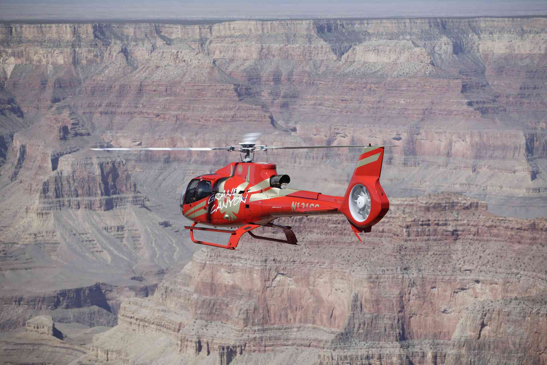 Grand Canyon Celebration Helicopter Tour