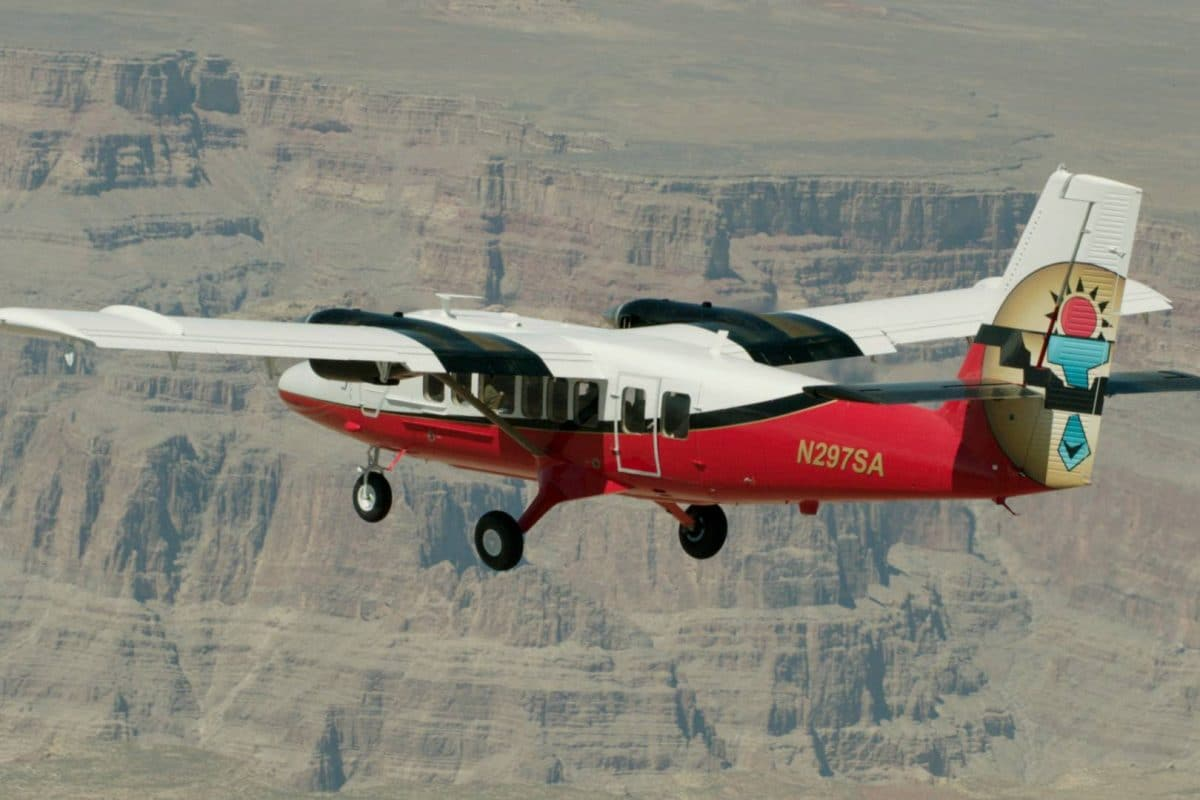 Highlights Air Grand Canyon Tour