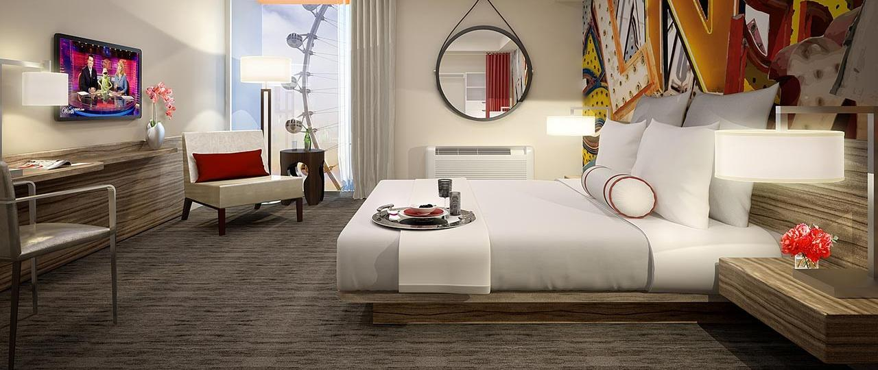 The Linq Las Vegas Room