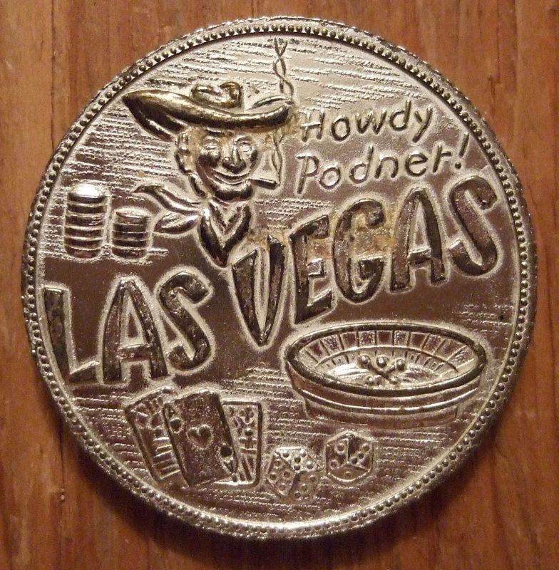 las vegas slot machine dollar