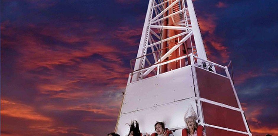 stratosphere las vegas big shot