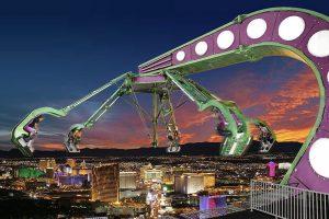 The Strat Las Vegas Insanity Ride