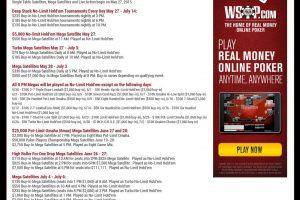 wsop 2015 schedule 4-4