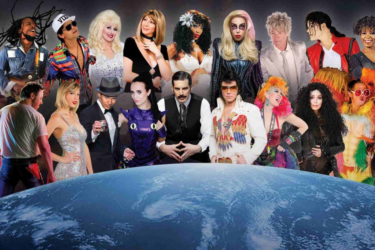 Legends in Concert Las Vegas Discount Tickets
