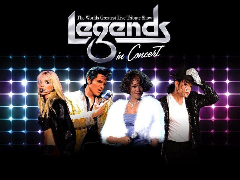 legends in concert show flamingo las vegas