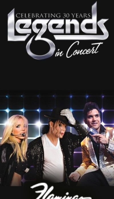 legends in concert show las vegas