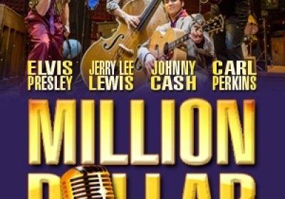 million dollar quartet show las vegas
