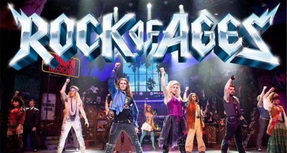 rock of ages show las vegas