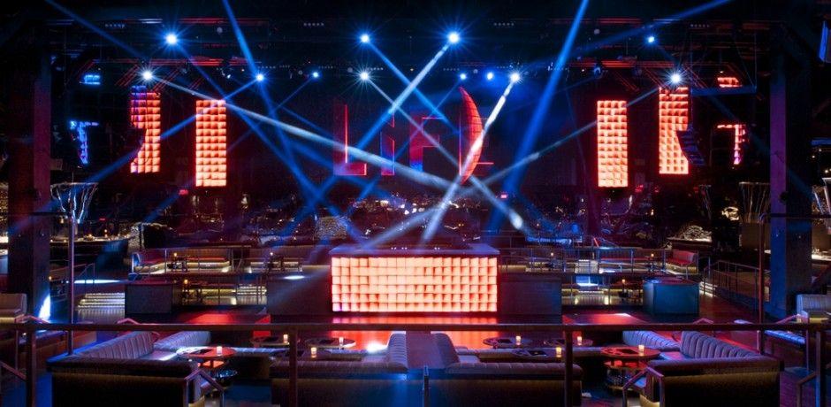 sls las vegas foxtail nightclub