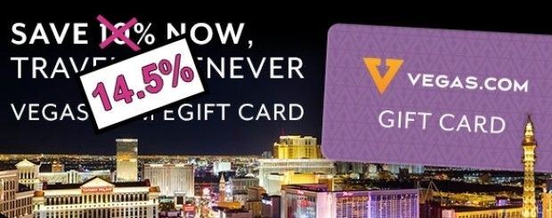 vegas.com discount coupon and promo code