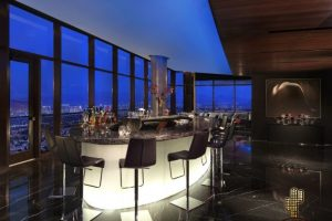 Red Rock hotel and casino One 80 Penthouse