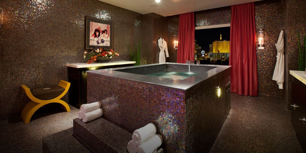Awesome Hotel Appartements Luxuriose Einrichtung Hard Rock Hotel Las ...