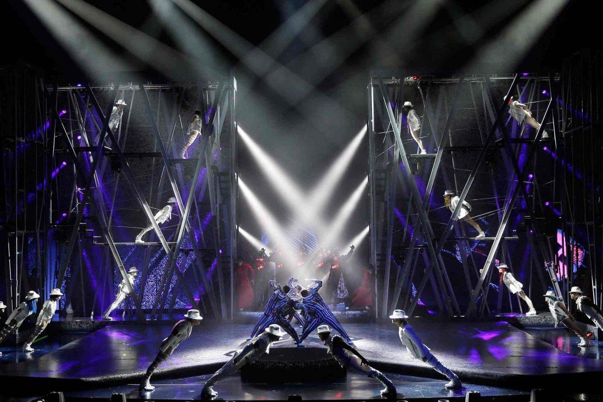 Michael Jackson One Cirque du Soleil Las Vegas Discount Tickets