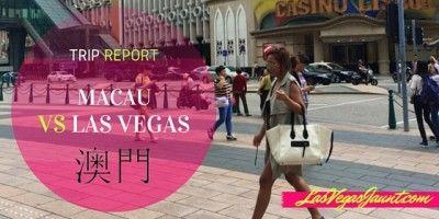 Macau Vs Las Vegas