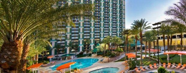 Orleans hotel and casino Las Vegas