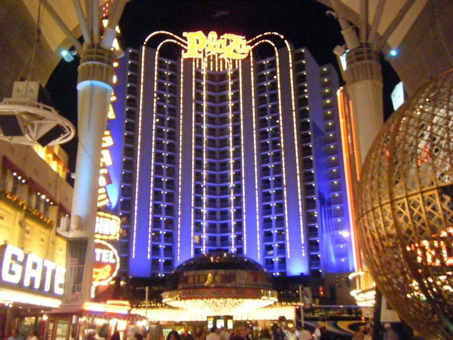 The Plaza Hotel Las Vegas