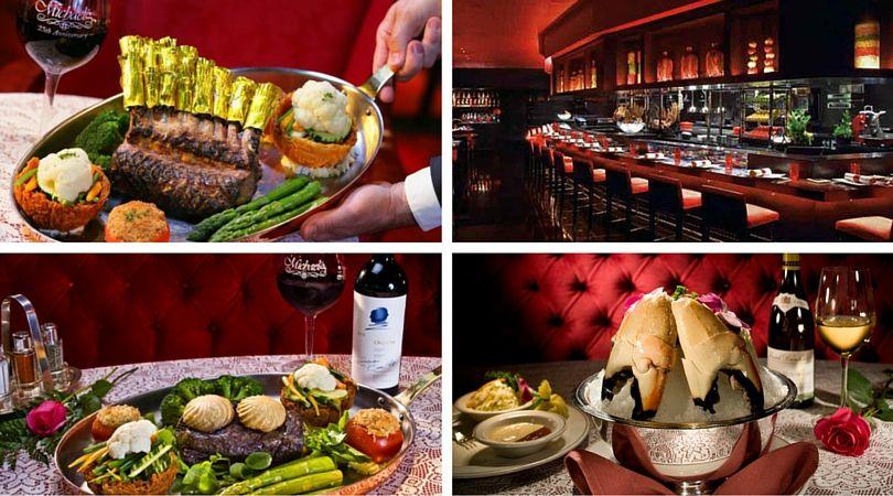Michael's Gourmet Room Restaurant Las Vegas