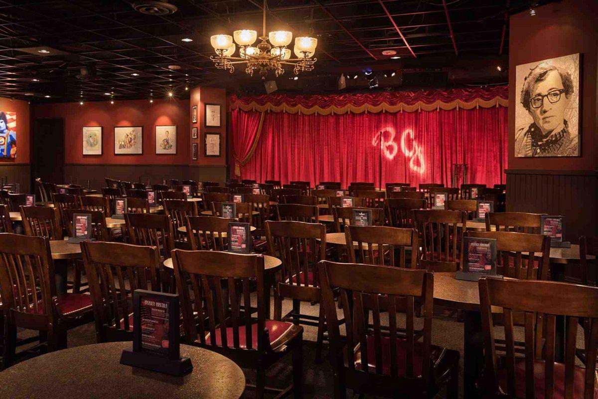 Brad Garrett's Comedy Club Las Vegas Discount Tickets