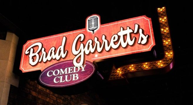 Brad Garrett's Comedy Club MGM Grand Las Vegas