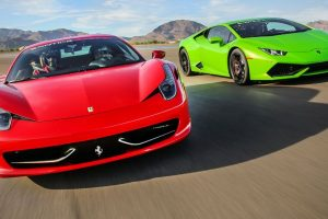 Exotics Racing Las Vegas