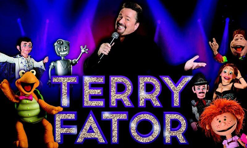 Terry Fator Mirage Las Vegas