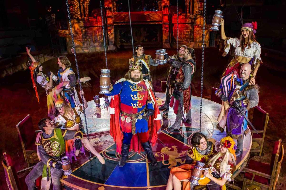 Tournament of Kings Las Vegas Discount Tickets