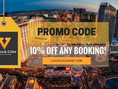 Vegas.com Promo code 10% Off