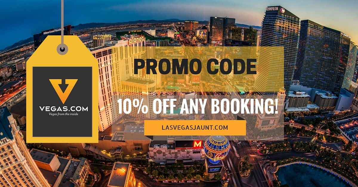 And there's no better way to get a deal than by taking advantage of our Las Vegas promo codes. They work just like coupons, or rather like the ultimate Las Vegas coupons. Simply use one of the promotion codes below when booking on etransparencia.ml, and you'll make your Vegas dreams come true for a bargain.