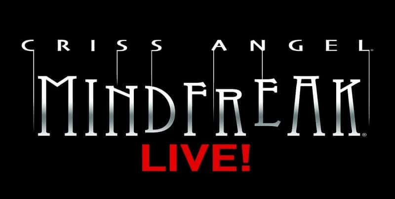 Criss Angel Mindfreak Live! Logo