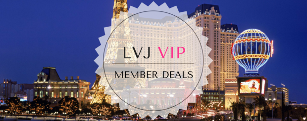 Paris Las Vegas VIP Member Deal Discount