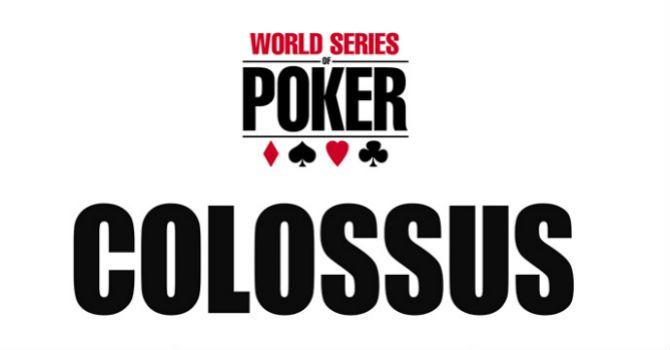 WSOP Vegas The Colossus Tournament