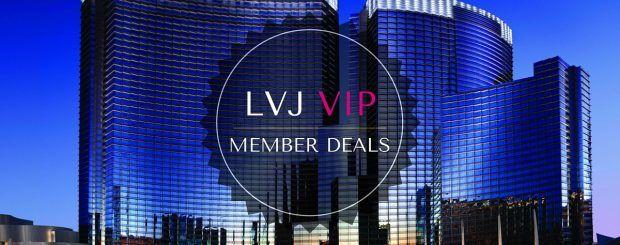 Aria Las Vegas Discount Deal