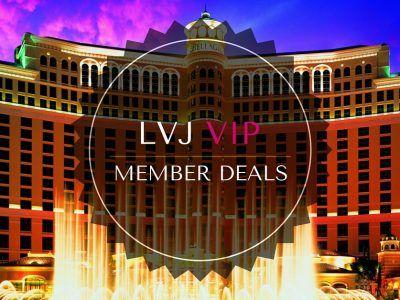 Bellagio Las Vegas Discount Deal