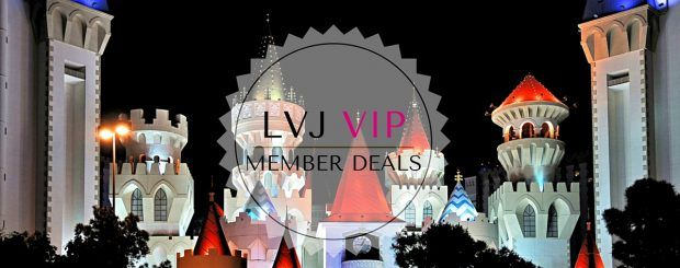 Excalibur Las Vegas Discount Deal