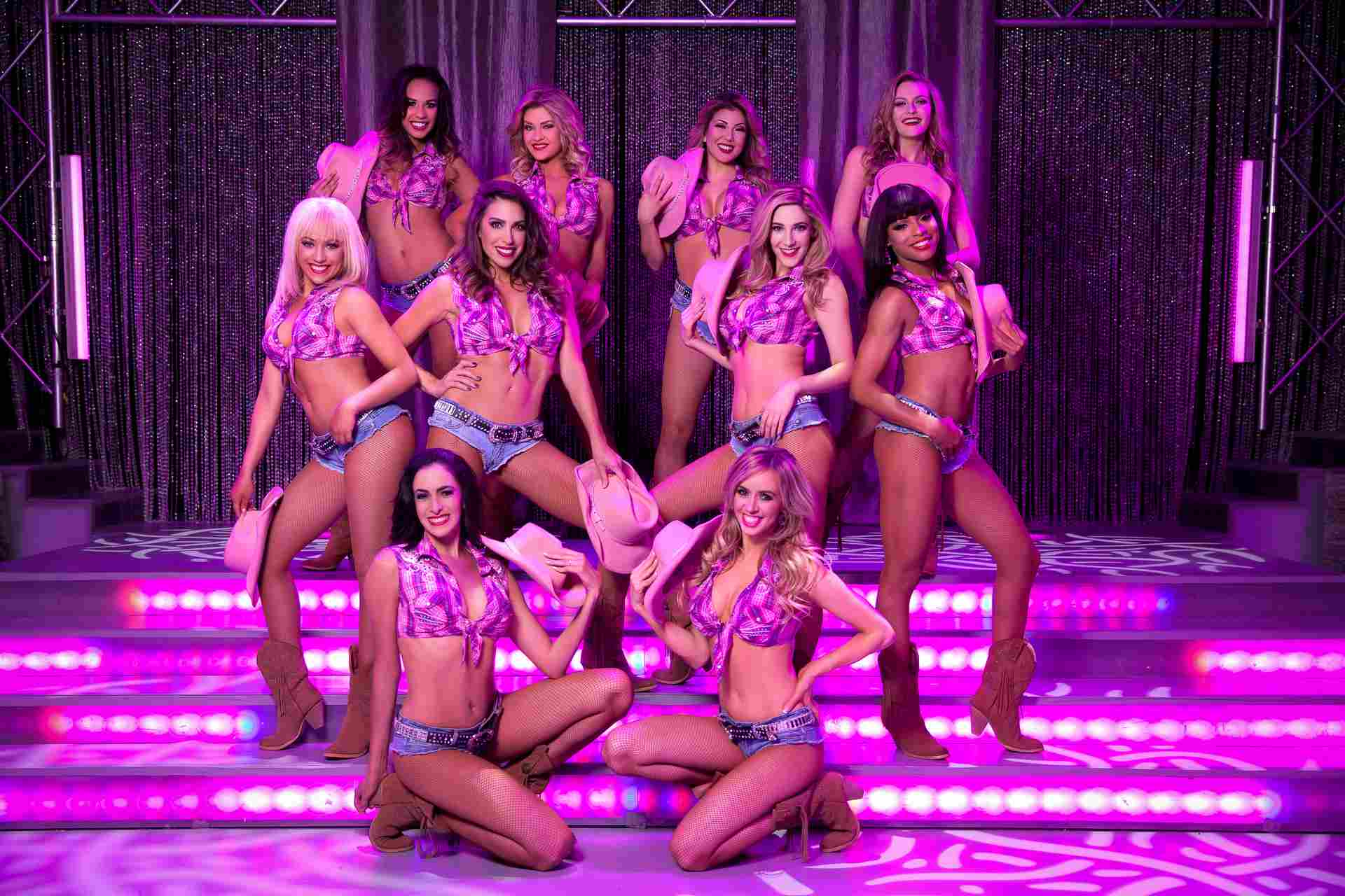 Fantasy Burlesque Show Las Vegas Discount Tickets